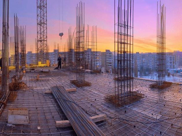 Возведение монолитных конструкций