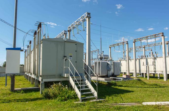Строительство электро - и трансформаторных подстанций