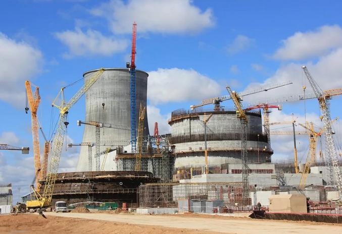 Строительство энергоблоков тепловых электростанций