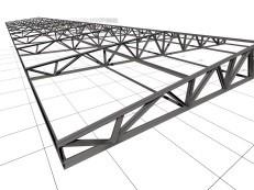 Проектирование металлических ферм