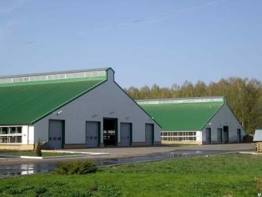 Строительство сельскохозяйственных зданий