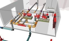 Проектирование систем пожаротушения и пожарной сигнализации