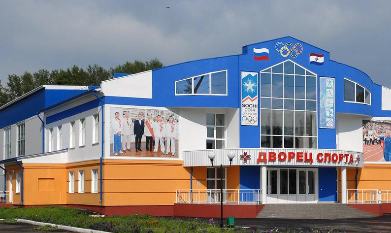 Строительство детских спортивных комплексов