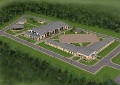 Проектирование конноспортивных комплексов