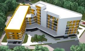 Проектирование учреждений здравоохранения