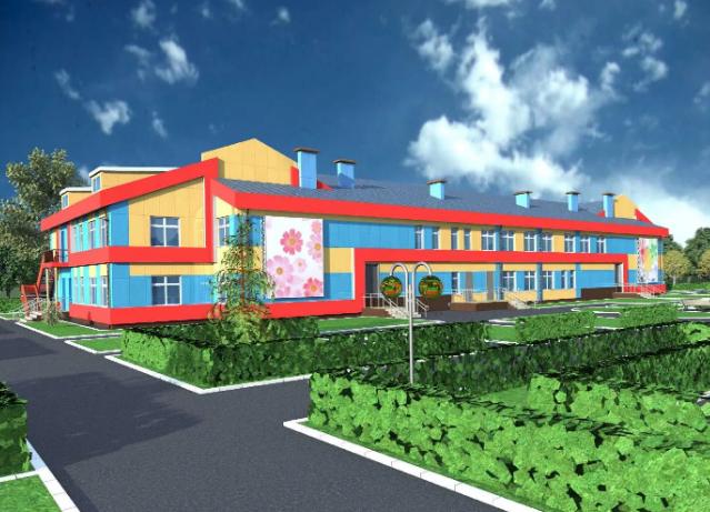 Проектирование детских учреждений
