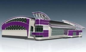 Проектирование детских спортивных комплексов
