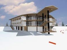 Проектирование лыжных баз