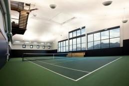 Проектирование теннисных кортов