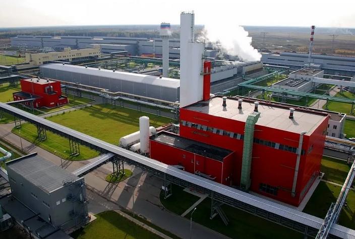 Строительство промышленных комплексов