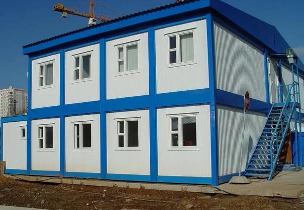 Строительство объектов санитарно-бытового назначения