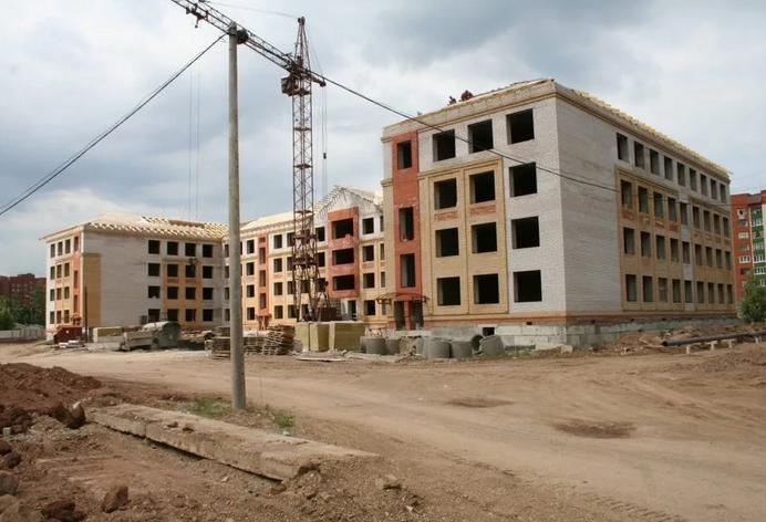 Строительство учебных заведений
