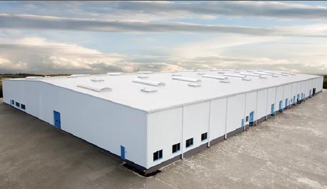 Строительство зданий транспортно-складского хозяйства