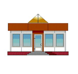 Торговый павильон «Ветер»