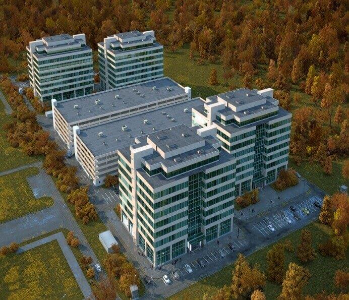 Офисный центр «Румянцево»