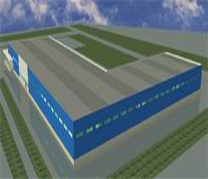 Производственно-складской комплекс 'Азимут'