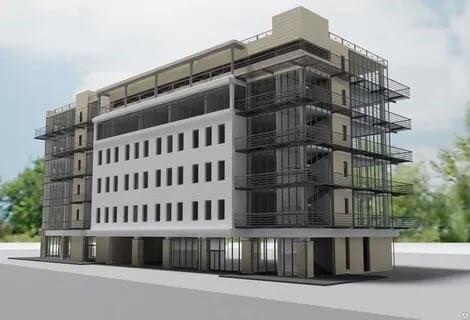 Офисные и административные здания