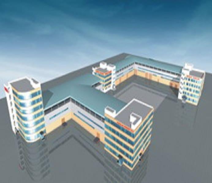 Готовый проект одноэтажного дома с мансардой до 120м2 214-03
